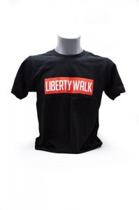 Liberty Walk Black T-Shirt