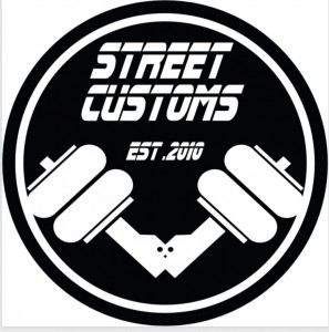 StreetCustoms Sticker