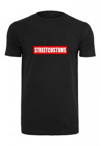 Street Customs T-shirt black