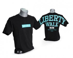 Liberty Walk x DPLS Collab Tee (LBCT10)